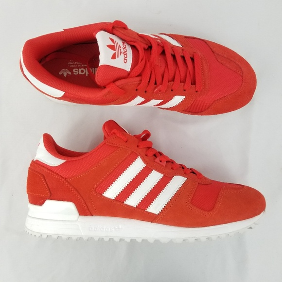 93d3c3f57 adidas Other - Adidas Originals ZX 700 Sneakers Red White BB1214